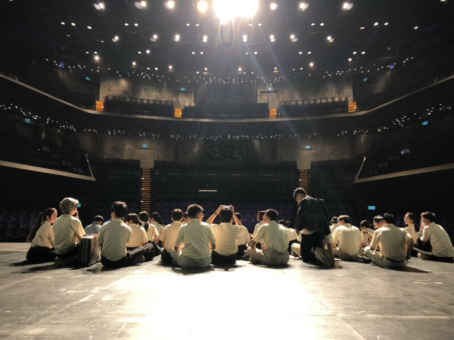 劇場藝術體驗教育計畫發表會@衛武營